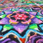 Communal Sand Mandala