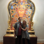 Michael and Eileen at CoSM