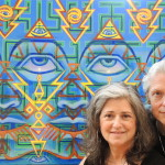 Allyson and Alex Grey at CoSM