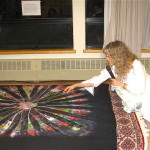 Dismantling of the mandala