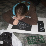 Children's Mandala Class