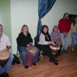 Opening Reception and Celebratory Drum Circle