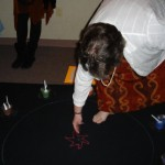 Communal Sand Mandala for Peace