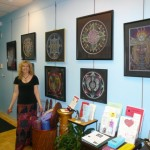 Mandala Drawings of Eileen M. Rose