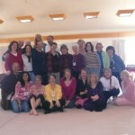 Mandala facilitators and trainees