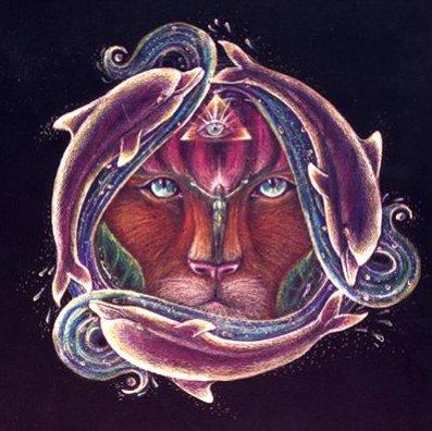 Mandala for Polly