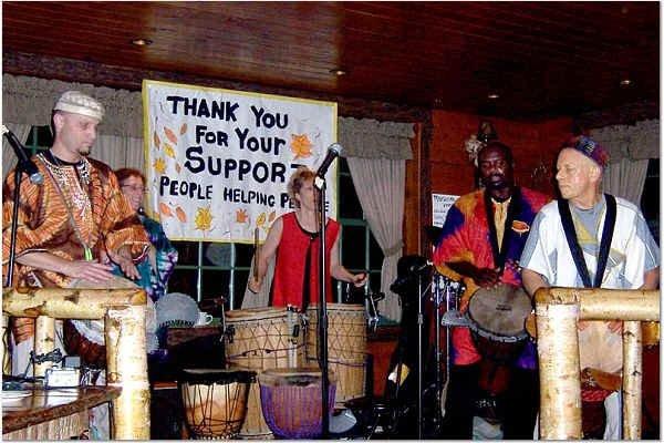 Sewa Folee - Katrina Relief