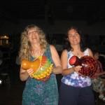 Womyn's World Drum & Percussion Happen'n