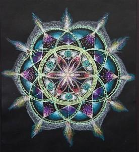 Gel Mandala