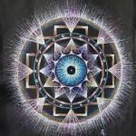 Eye Portal Mandala
