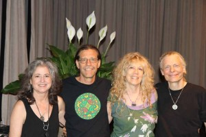 Allyson Grey, Michael Garger, Eileen Rose, Alex Grey