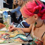 Visionary Art Intensive
