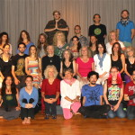 Visionary artists group photo