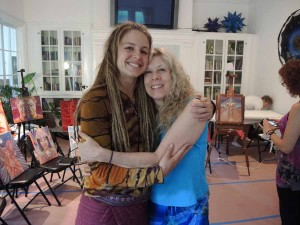Eileen Rose and Amanda Sage