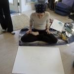 Sacred Yantra Painting (10)