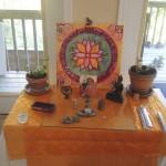 Sacred Yantra Painting (11)