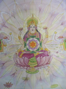 Lakshmi unfinished low