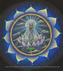 Divine Mother Within Us 3