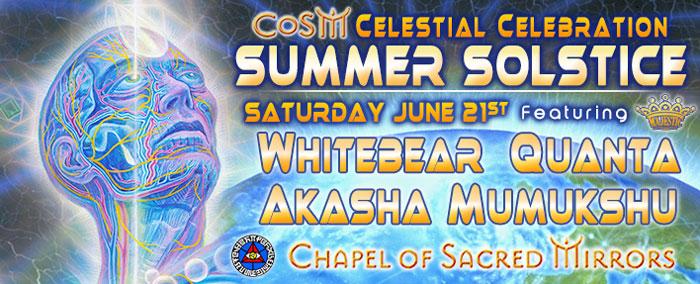 CoSM summer solstice