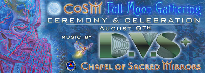 CoSM Full Moon August 2014